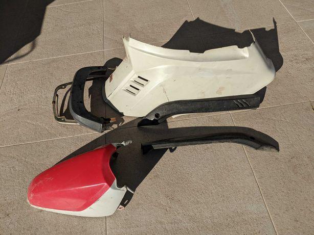 Peças  scooter YAMAHA CT