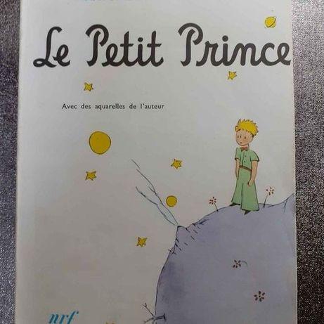 """""""Mały Książę"""" A. De Saint Exupéry j.francuski """"Le Petit Prince"""" oryg."""