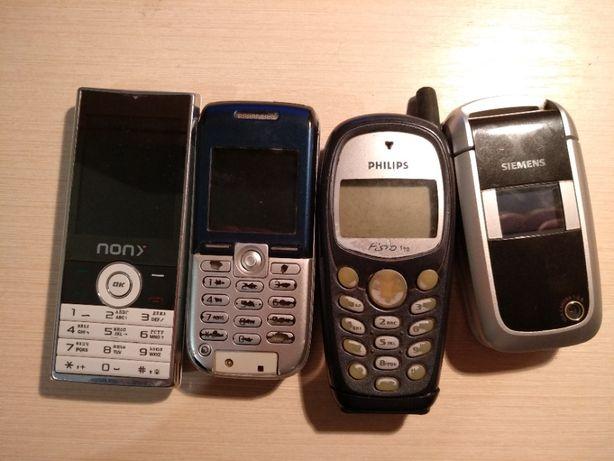 Неработающие телефоны на запчасти