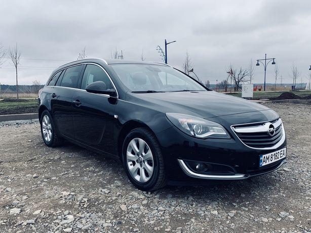 Opel insignia 2017 европа, d1,6