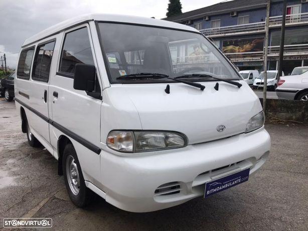 Hyundai H1 100 2.5TD 9LUG
