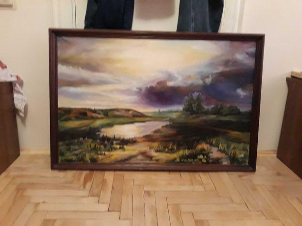 Картина Пейзаж 1997 рік