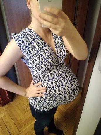 bluzka ciążowa.