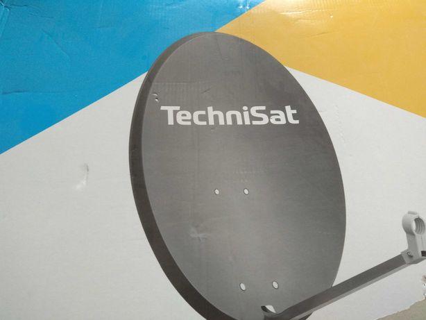 Antena satelitarna Technisat z konwerterem