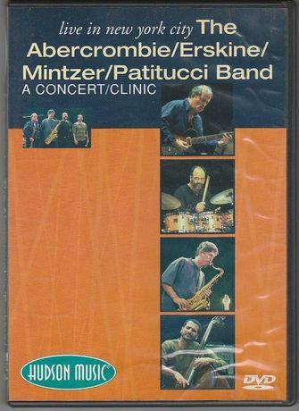 DVD Abercrombie / Erskine / Mintzer / Patitucci Band