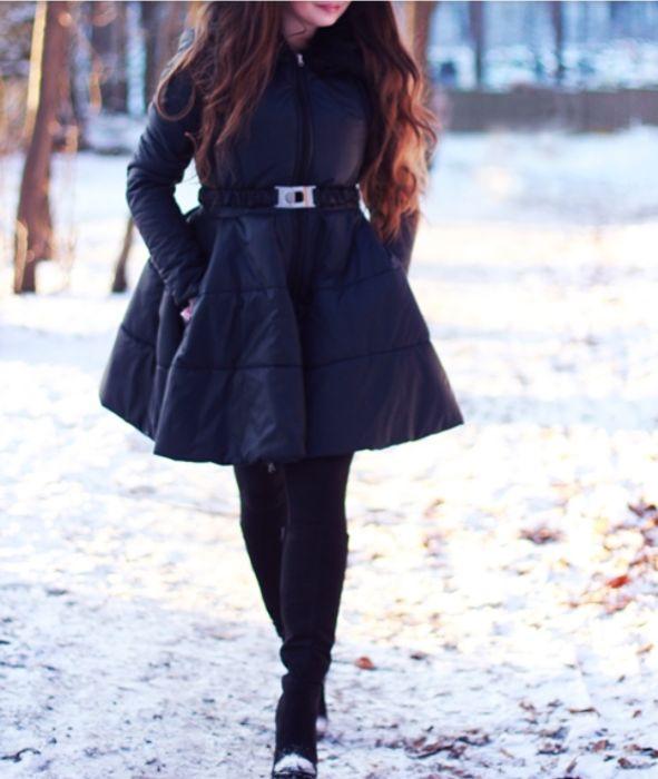 płaszcz rozkloszowany retro pin up zimowy s rozkloszowana kurtka retro Kobyłka - image 1