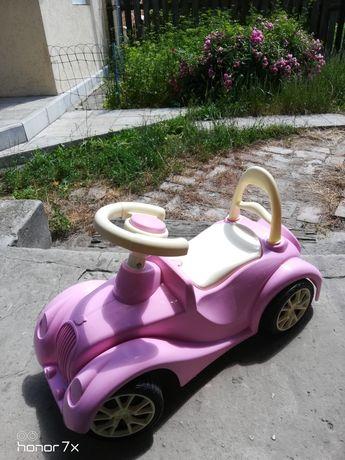 Машинка толкач
