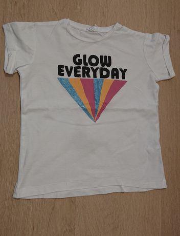 Bluzka koszulka zara r. 116
