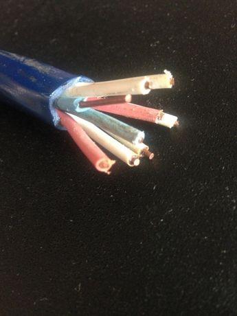 Контактный медный кабель 10*1.5