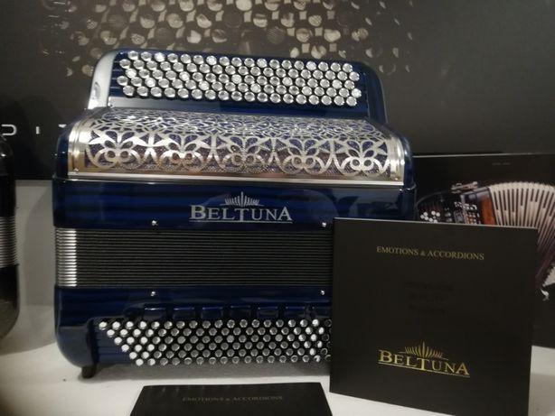 Super Acordeão Beltuna Novo Prestige 2000 - Promoção Stock