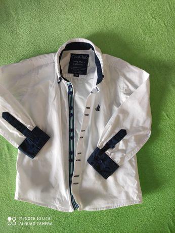 Koszula biała r.110