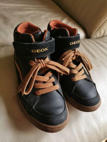 Buty chłopięce Geox rozmiar 34