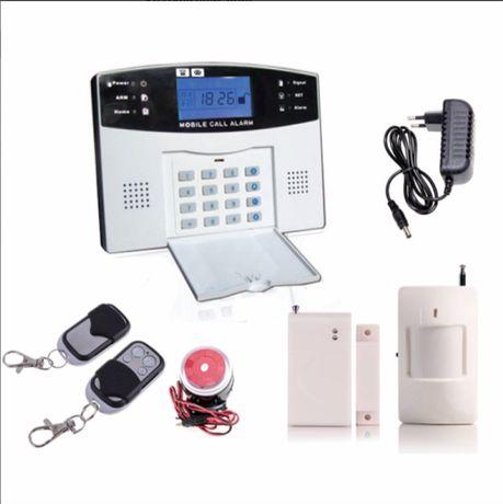 GSM сигнализация iS-6 беспроводной комплект
