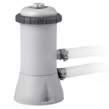 Bomba Cartucho INTEX 2.006 l/h - filtros tipo A *NOVAS EM CAIXA*