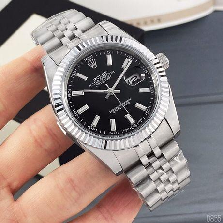 Zegarek Rolex Datejust Automatic Silver-Black