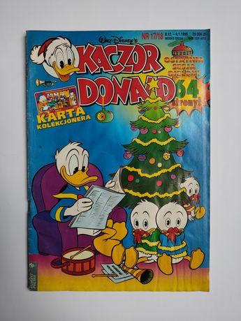 Unikat hit! Komiks Kaczor Donald 1994r nr 17/18 z DODATKIEM