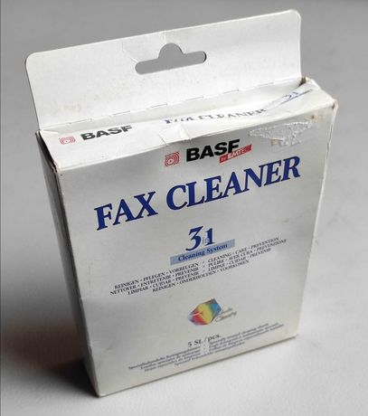 KIT Limpeza de FAX - 5 Peças - BASF by EMTEC