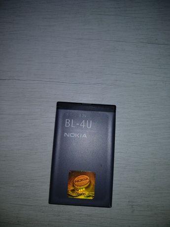 Аккумулятор батарея к телефону Nokia BL-4U 1000 mAh