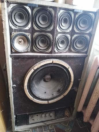 Колонки, акустическая система