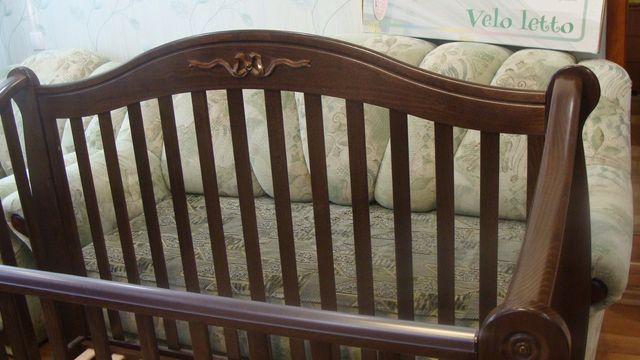 Детская кроватка Pali +подарок