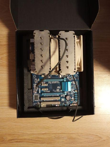 I7-3770k 16GB RAMU HyperX Chłodzenie Noctua Płyta Gygabyte