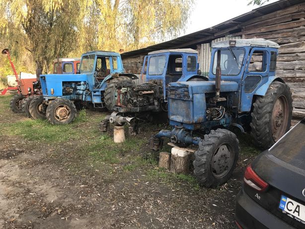 Запчастини до трактора Т 40 АМ
