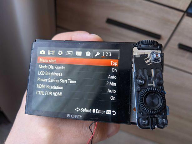płyta główna PCB Sony RX100 Mk1