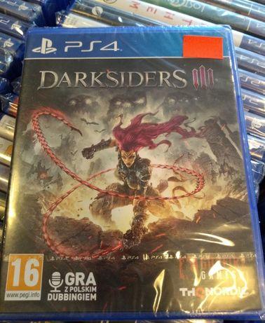 Darksiders 3 III PL PS4 --- możliwość zamiany SKLEP