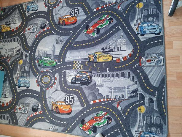 Dywan auta cars 150x200 Disney