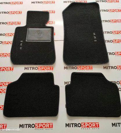 Tapetes específicos para BMW série 3 E90 / E91   Mitrosport
