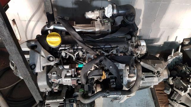 Motor bom completo Renault clio 1.5 dci k9kv714