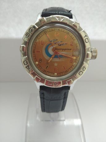 Часы амфибия автоподзавод