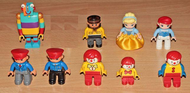 LEGO DUPLO Figurki ludziki