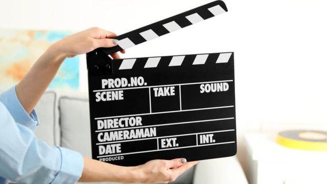 Монтаж рекламных видео, заставок, видеомонтаж рекламных видеороликов,