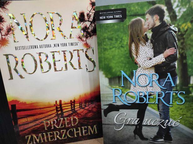 Nora Roberts - Gra uczuć i Przed zmierzchem