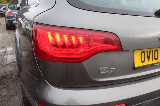 Lampa tył lewa Led Lift Audi Q7 4L rok 2010
