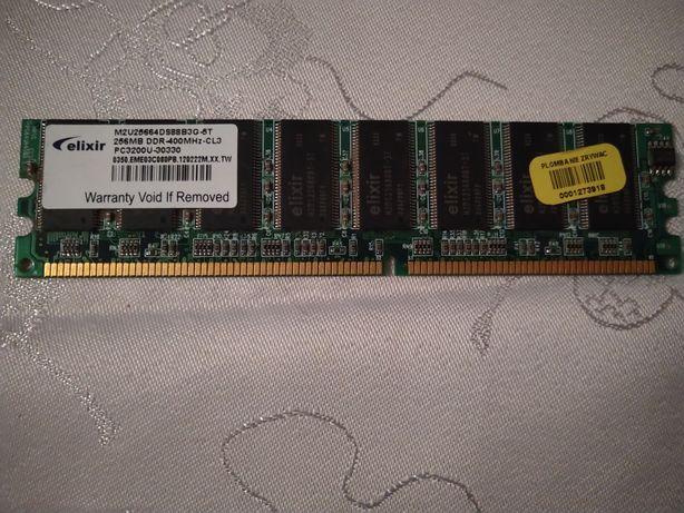 Pamięć RAM Elixir 256MB 400Mhz