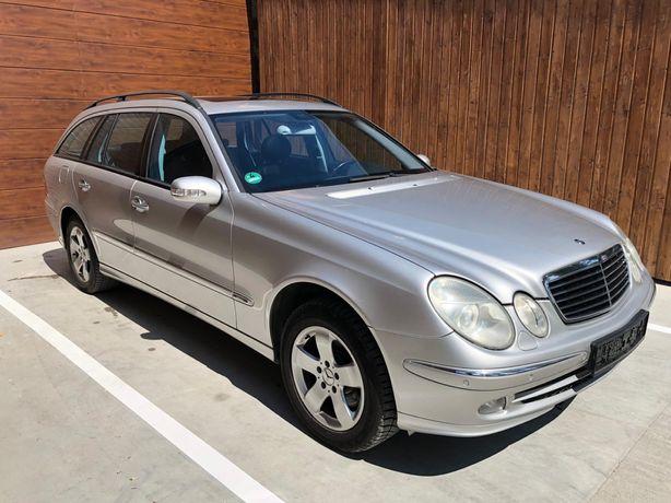 Mercedes E320 benz / gaz LPG / sprowadzony / full / zamiana