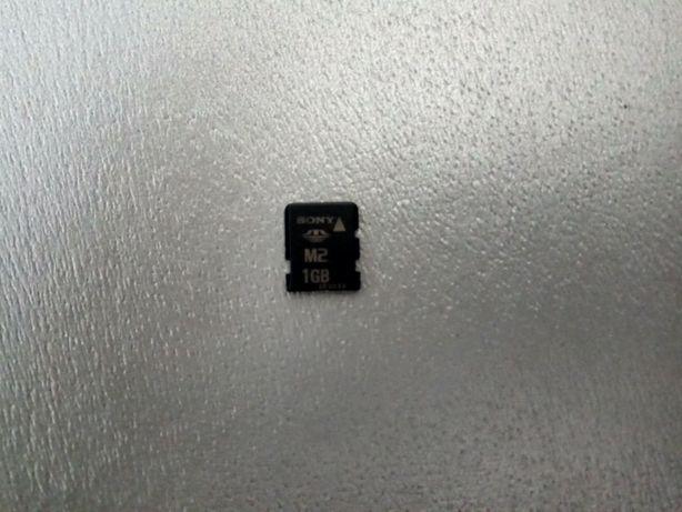 Cartão De Memória Sony M2 1GB Original