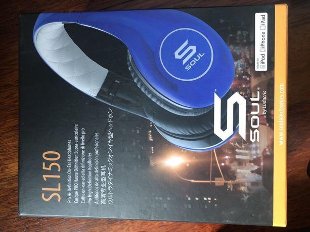 Słuchawki Soul SL150