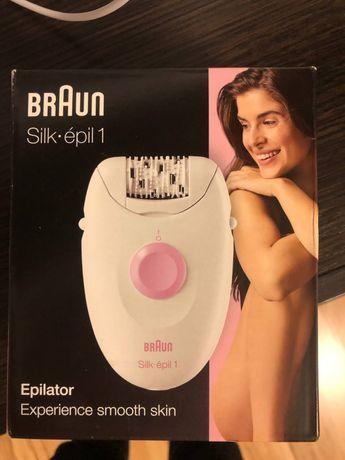 Эпилятор BRAUN SE 1370 Новый