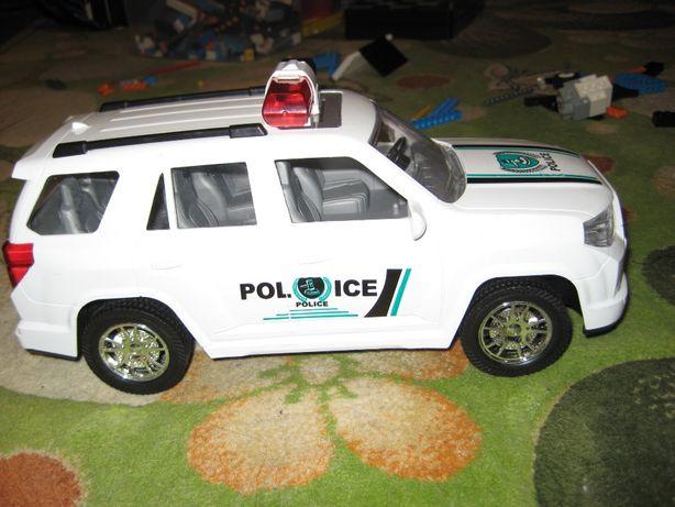 Машина - Полиция джип на пульте