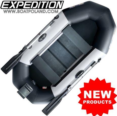 Ponton Storm B-240 CND wersja EXPEDITION Gwarancja 8 LAT bark kolibri