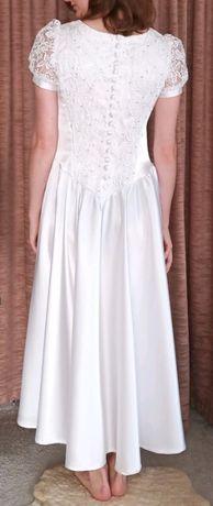 suknia ślubna retro vintage