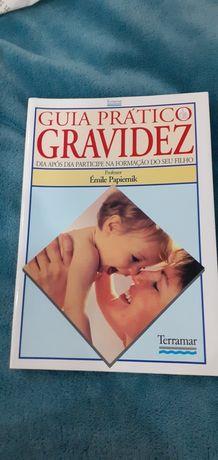 Livro Guia pratico de gravidez