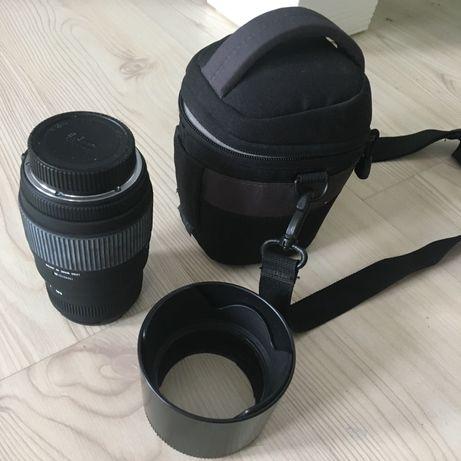 Obiektyw SIGMA DG 70-300 mm do aparatów NIKON