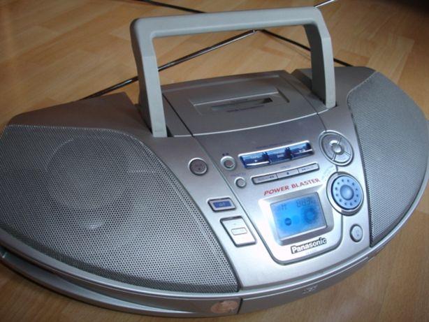 Radiomagnetofon PANASONIC RX-ES25