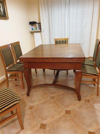 Rozkładany stół do 14 osób