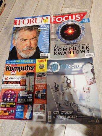 Forum, Fokus, Komputer, Filozofuj/2020/4 sztuki