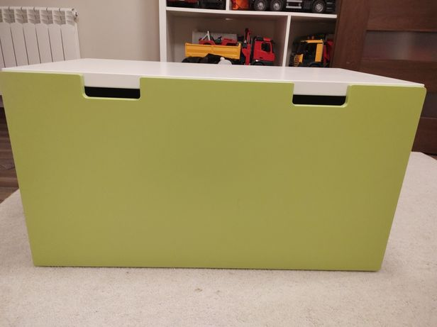 Szuflada zielona IKEA